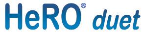 HeRO duet logo