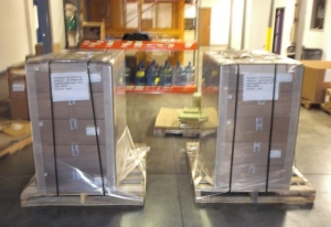 HeRO duet bulk shipment